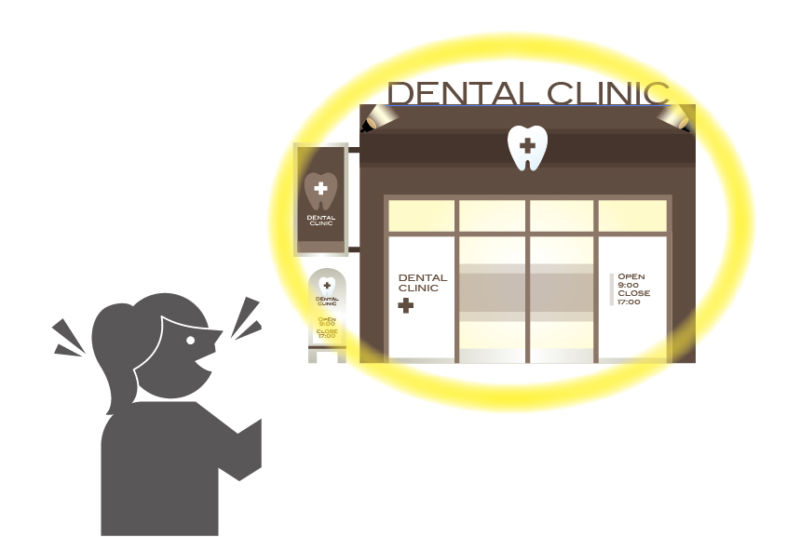 歯科外観 デザイン コツ