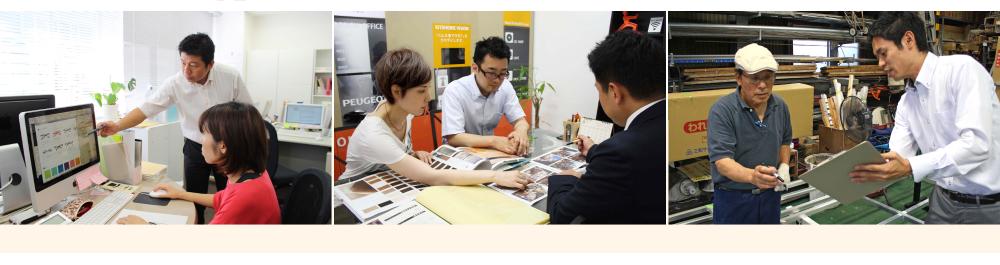 大阪エリアの外観・看板デザインの特長